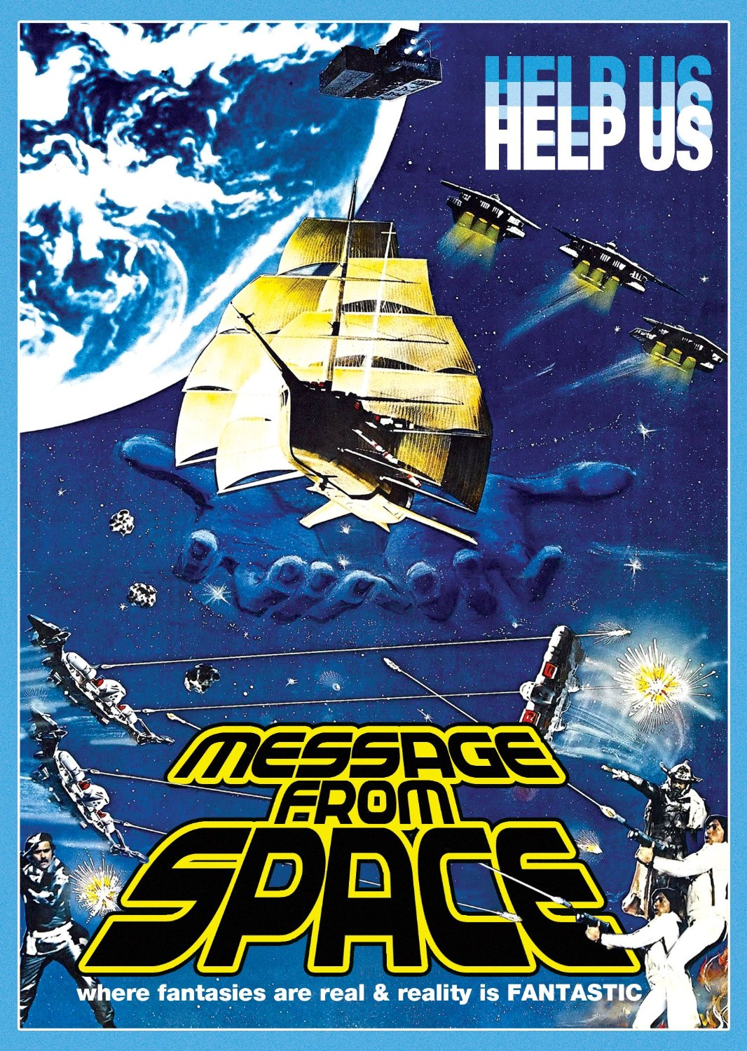 Message From Space Movie free download HD 720p