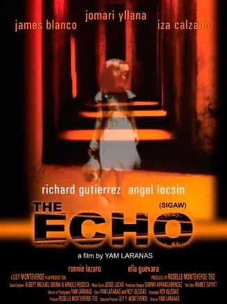 Sigaw aka The Echo (2004) | Sadako's Movie Shack