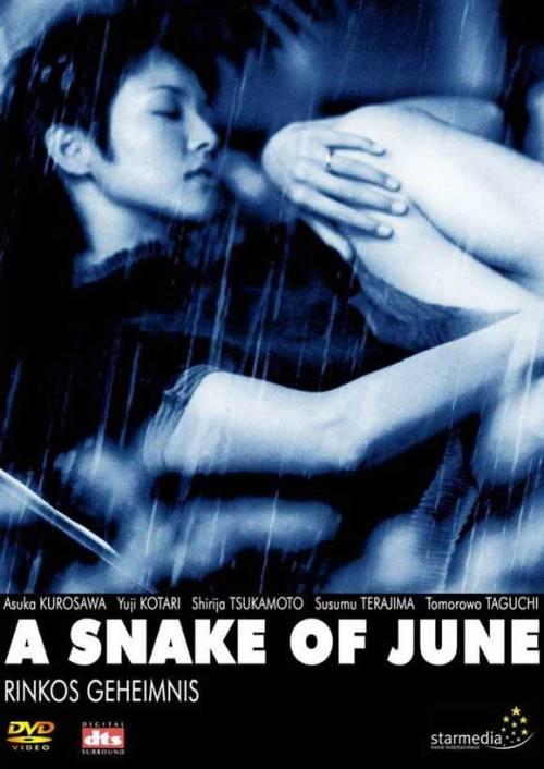 A Snake Of June DVD