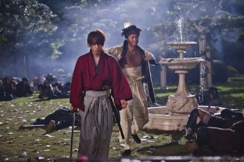 Rurouni Kenshin screenshot