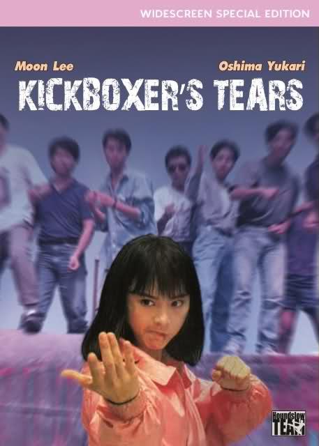 kickboxers tears dvd