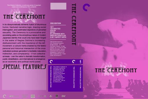 theceremony