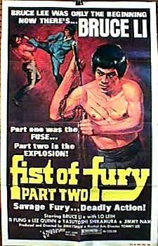 Fist of Fury II