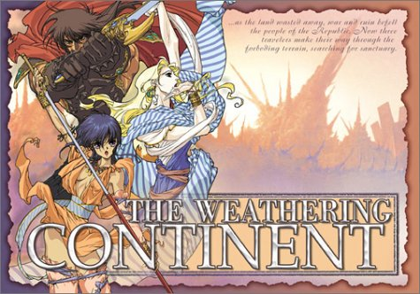weathering continent