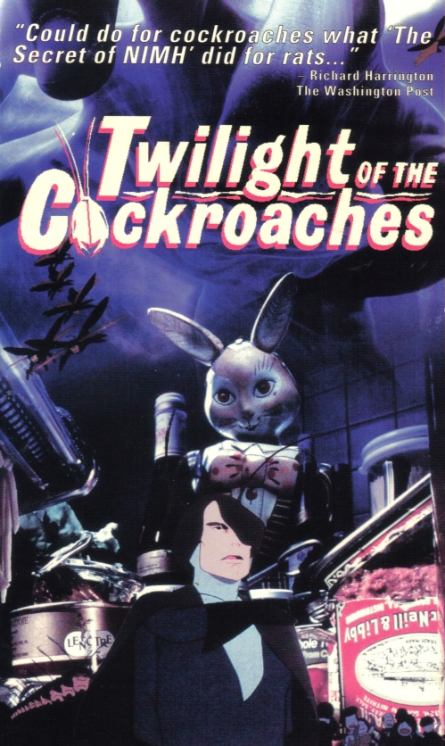 TwilightCockroaches poster