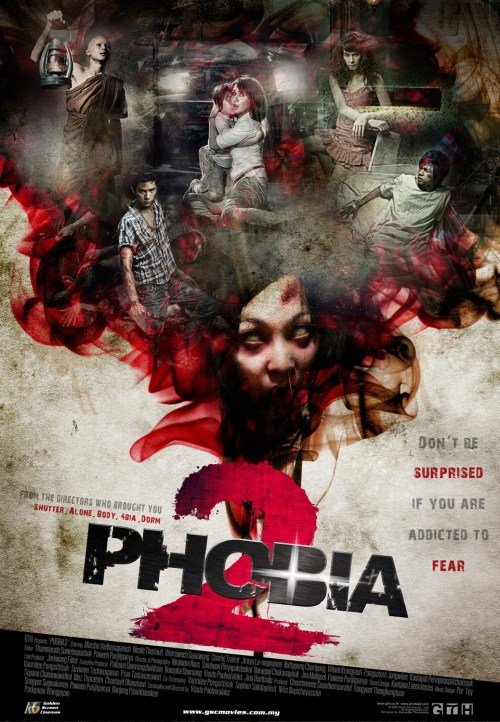 phobia 2 poster