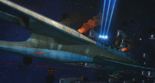 Yamato Resuurection screenshot