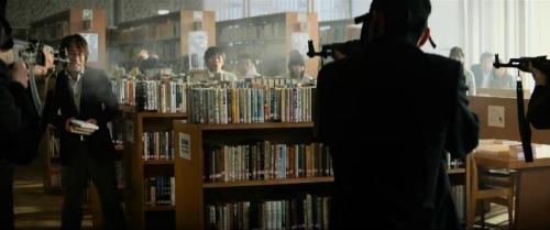 Library Wars screenshot