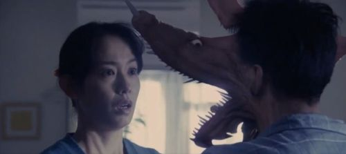 Parasyte part 1 screenshot