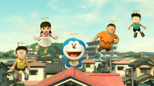 stand by me doraemon screenshot